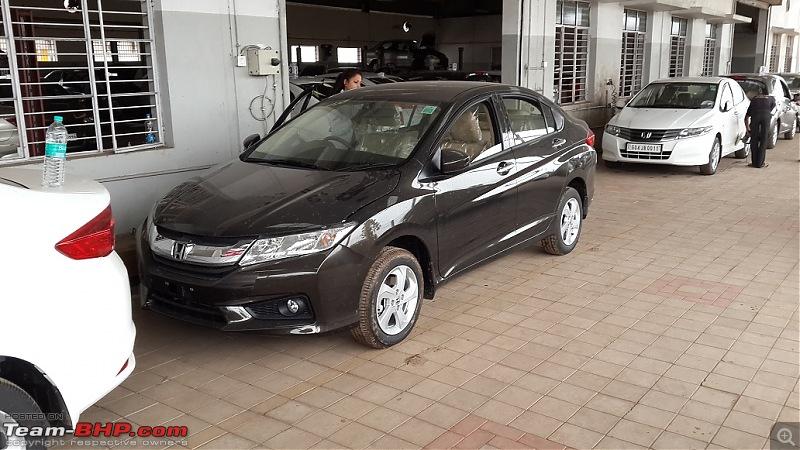 2014 Honda City VMT i-DTEC - The Golden Brown Royal Eminence. EDIT: Now sold!-20140325_113851.jpg