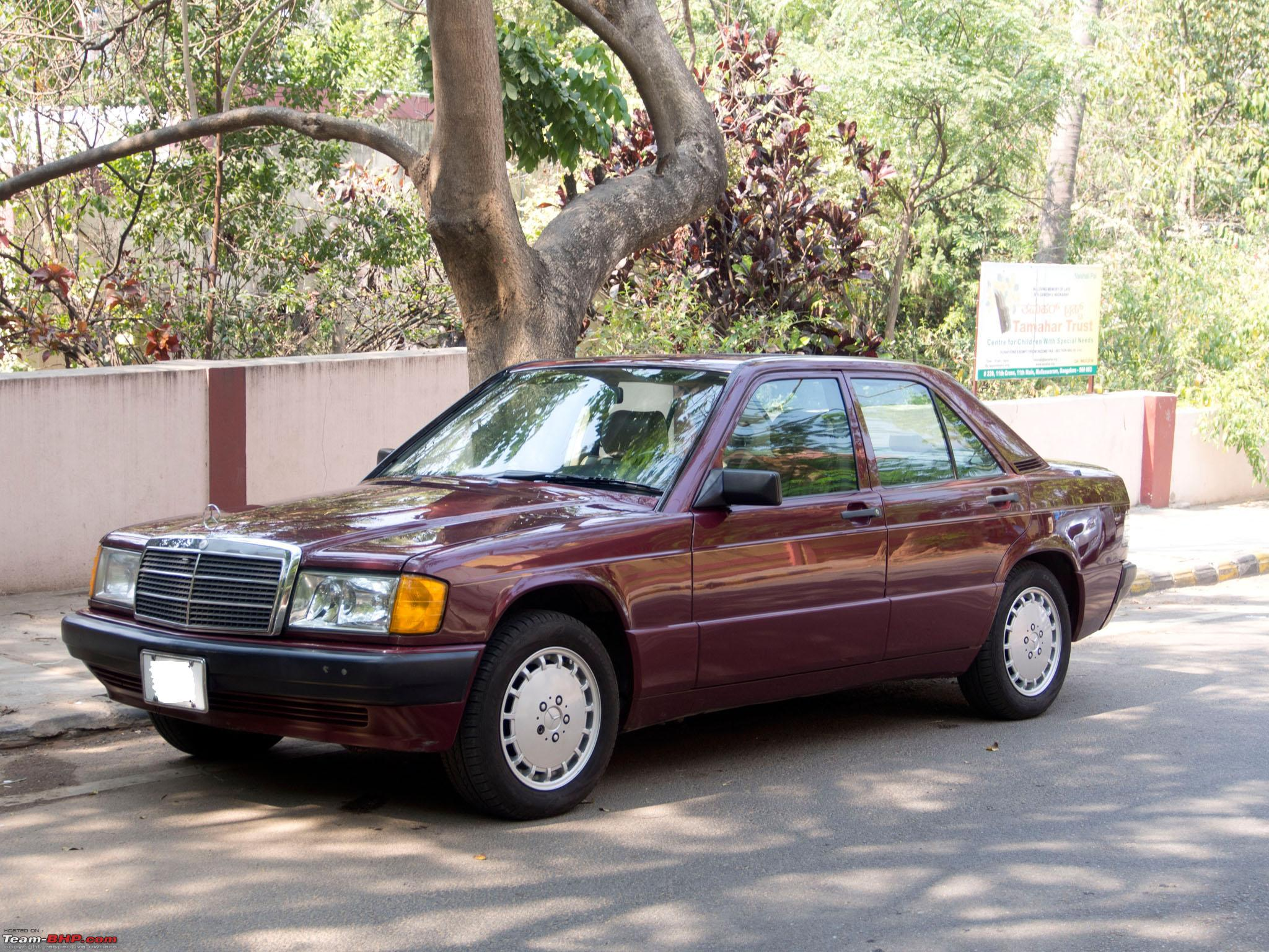 Mercedes 190: specifications and reviews 6