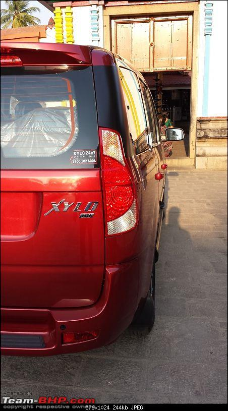 Gaining a new Vantage Point : My Mahindra Xylo H8 comes home-20140329_172509.jpg