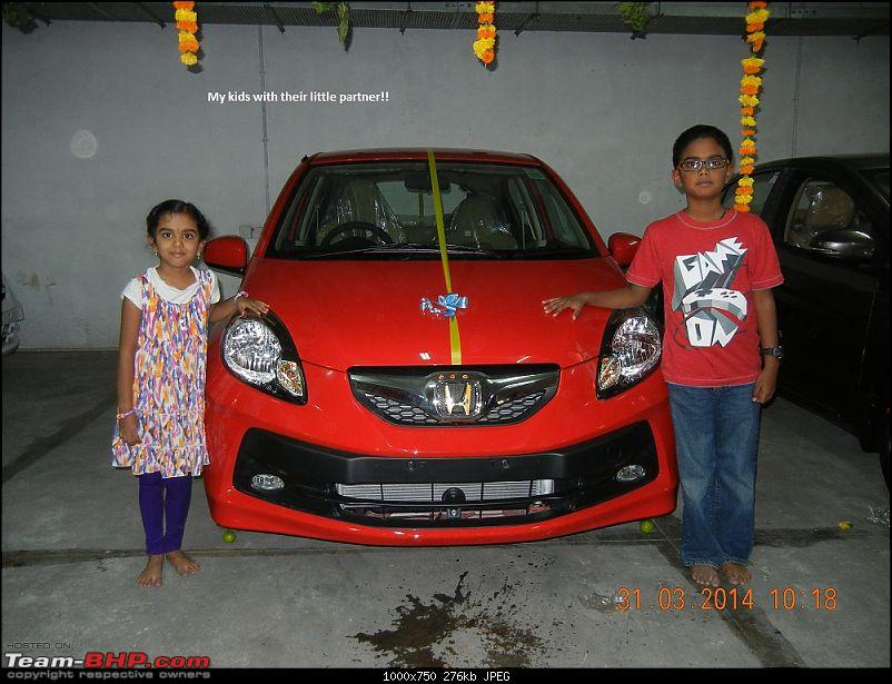 Got Brio'RED': Honda Brio VX Automatic-4.jpg