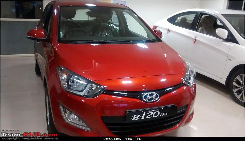 1st-gen Hyundai i20 (2008 - 2014) : Review-i20-red.jpg