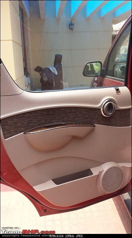 Gaining a new Vantage Point : My Mahindra Xylo H8 comes home-interior_rear-door.jpg
