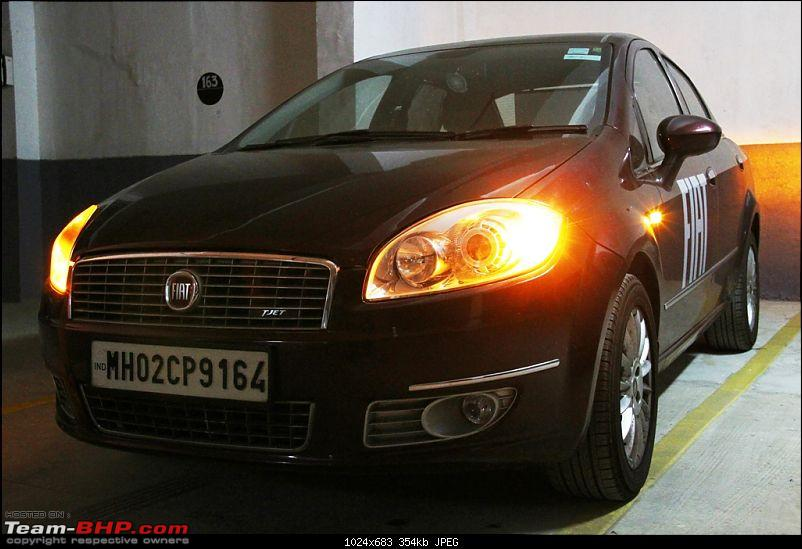 My Jet has landed : The Fiat Linea TJet+... First Pit Stop Completed (5,500 kms)-img_47032.jpg