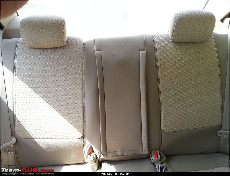 Maruti Dzire ZDi: Petrolhead buys an oil-burner-seat-cover2.jpg