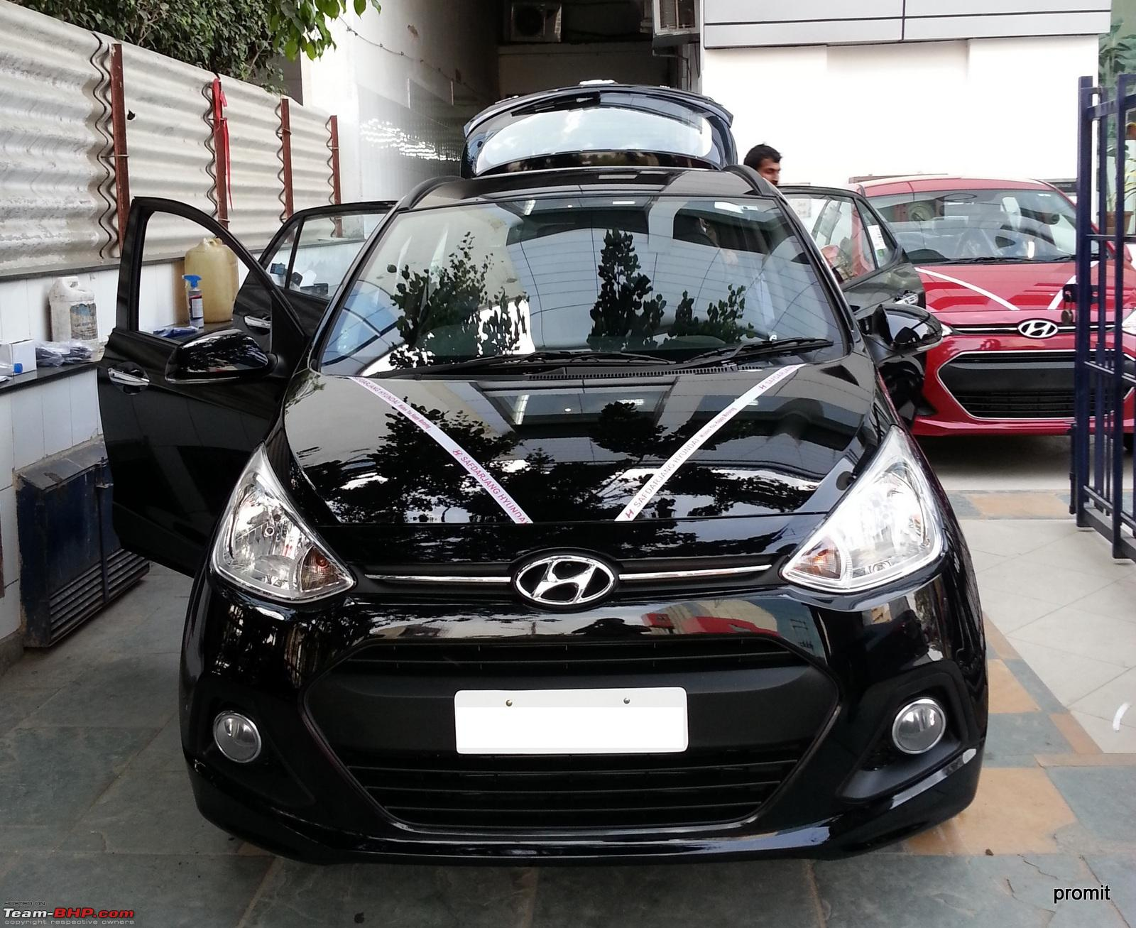 Hyundai grand i10 asta o 1 2l my little black hatch pic001