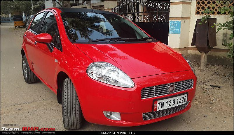 From a chipped Figo to a Punto 90!-20140215_135933.jpg