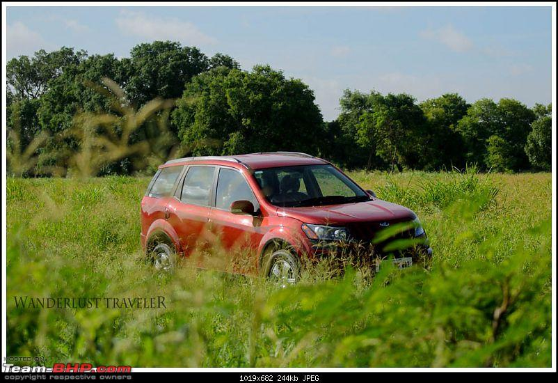 Optimus Prime - Tuscan Red Mahindra XUV5OO W8 ownership report-suh_3425.jpg