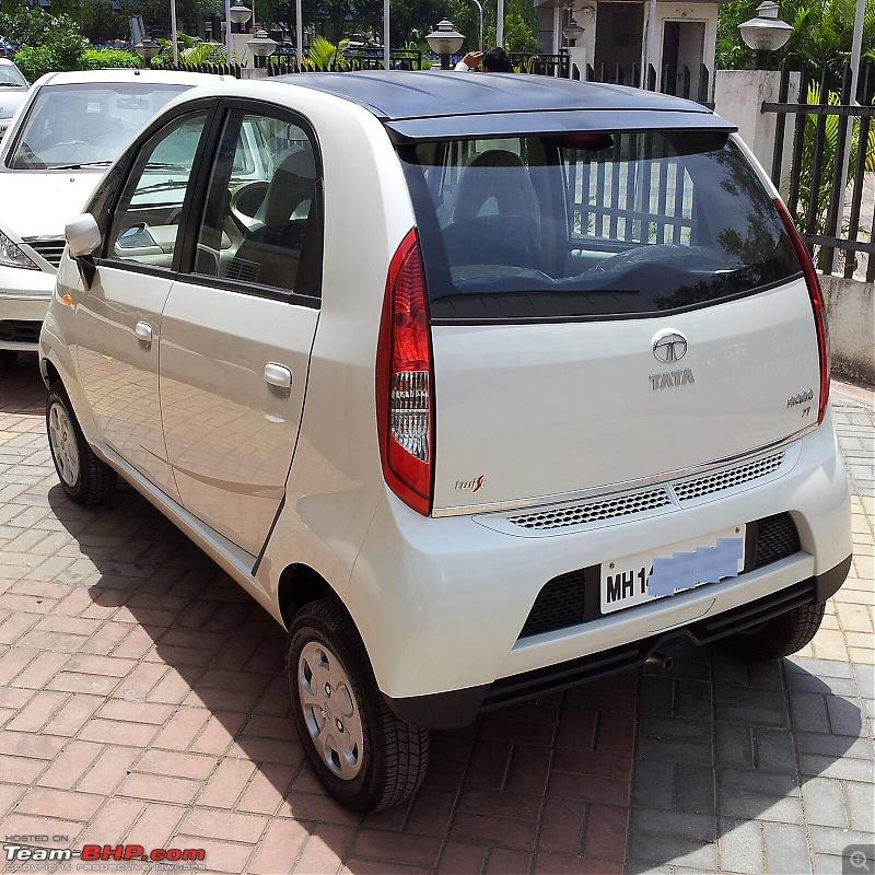 Tata Nano Twist XT : Driven-20140627_113410.jpg