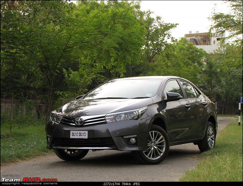 My 2014 Toyota Corolla Altis Vl S Cvti A Detailed Review