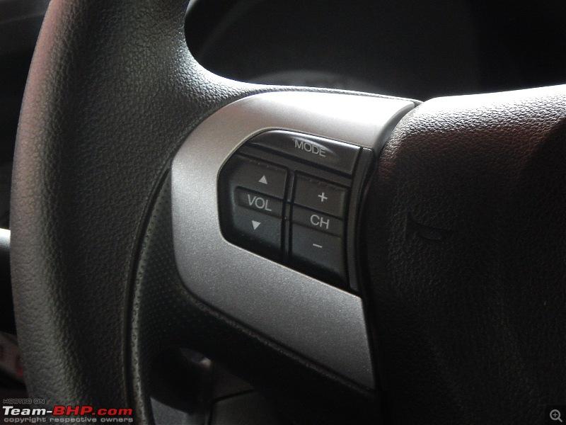 My Rallye Red Go-Kart: The Honda Brio-steering-controls.jpg