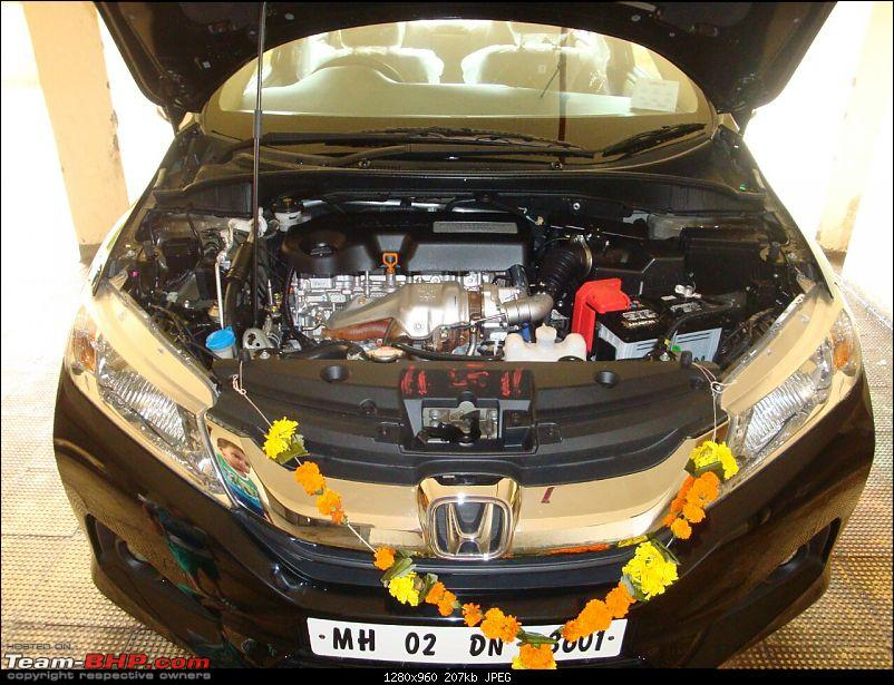 The Perfect Family Sedan - Honda City i-DTEC VX MT-engine-2.jpg