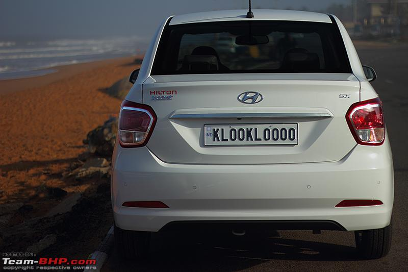 Good Things Come In Small Packages Our Hyundai Xcent Sx O