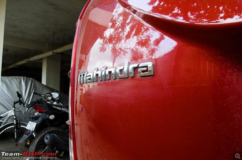 Optimus Prime - Tuscan Red Mahindra XUV5OO W8 ownership report-suh_4199.jpg