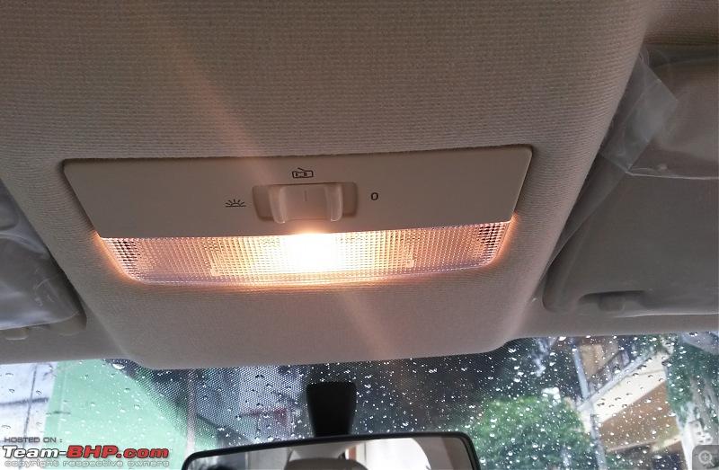 My new ride - Volkswagen Vento TDI Highline-frontcabinlight.jpg