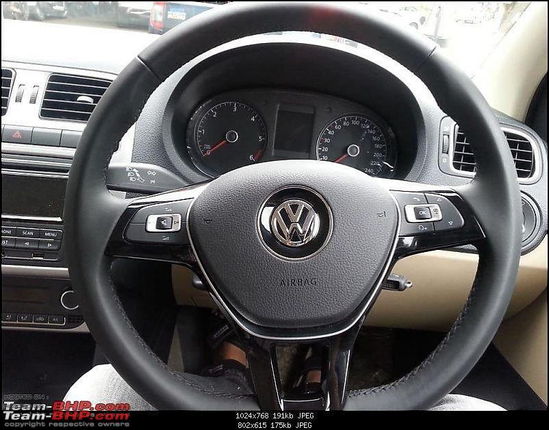 My 2014 VW Polo 1.5 TDI : First Ownership Report. EDIT, 10000 kms up-20140720_153406.jpg
