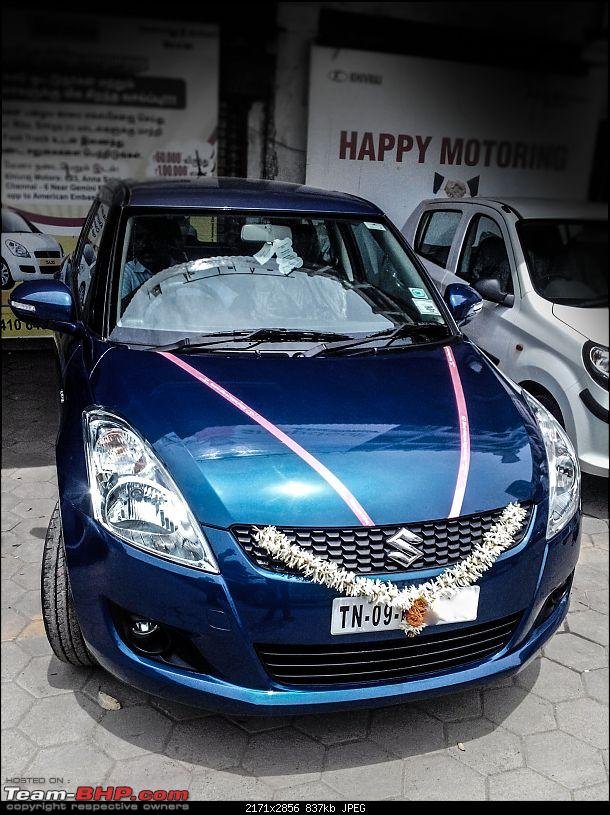 My Maruti Suzuki Swift ZDi - Japanese car with an Italian heart-img_20140716_112433.jpg