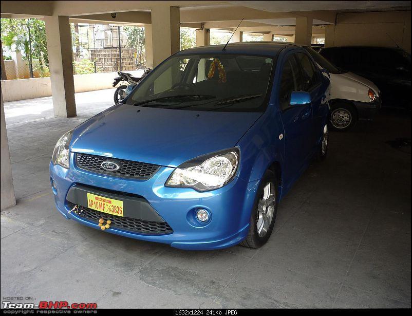 Go Fida ... My new Ford Fiesta 1.6S ..Aquarius Blue-front1.jpg