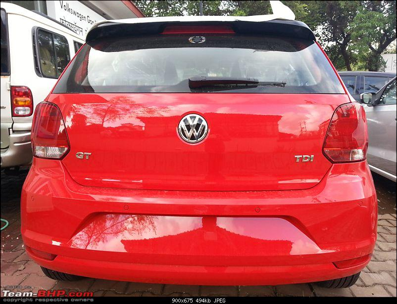 My 2014 VW Polo 1.5 TDI : First Ownership Report. EDIT, 10000 kms up-20140909_170818.jpg
