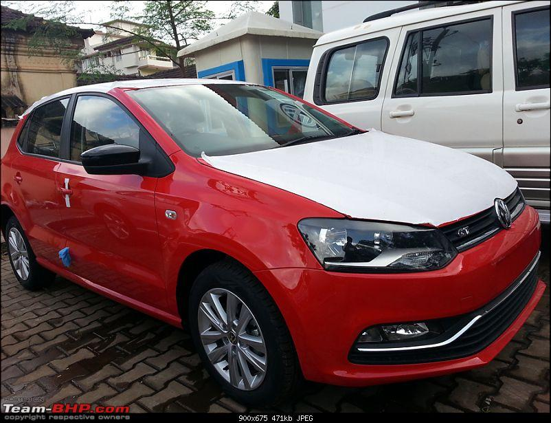 My 2014 VW Polo 1.5 TDI : First Ownership Report. EDIT, 10000 kms up-20140909_170851.jpg