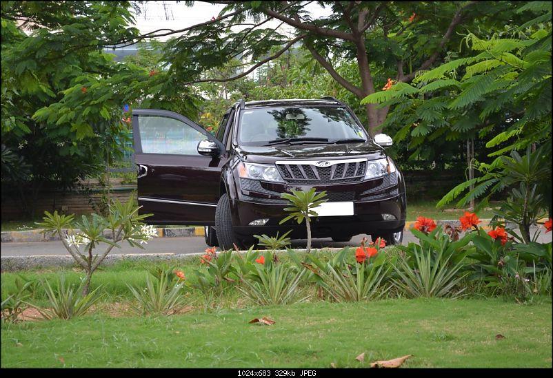 My Opulent Purple Mahindra XUV500 W8 AWD - From mighty muscular Scorpio to Cheetah-dsc_03212.jpg