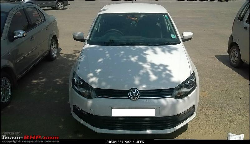 My 2014 VW Polo 1.5 TDI : First Ownership Report. EDIT, 10000 kms up-wp_20140920_018.jpg