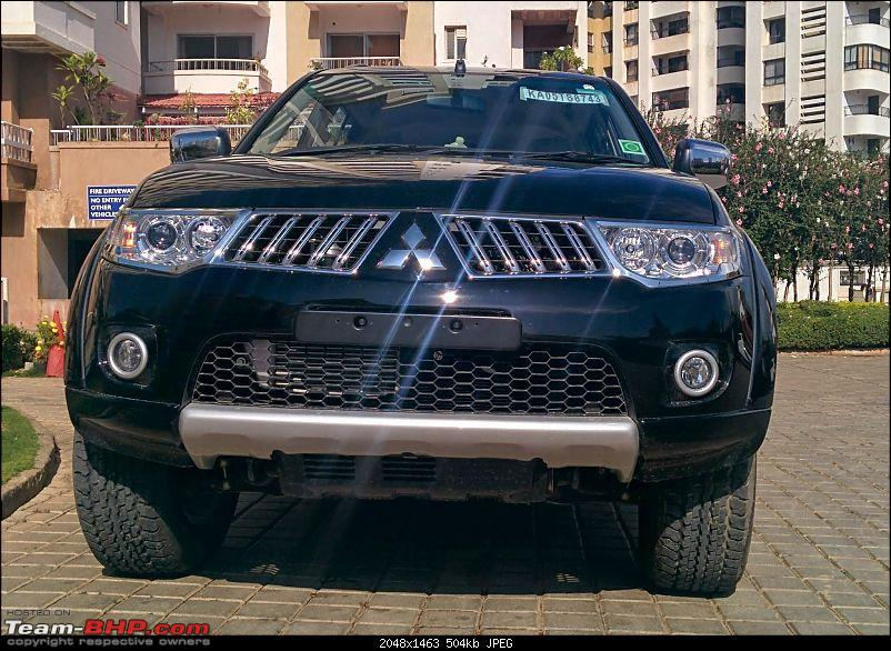 My Mitsubishi Pajero Sport - A comprehensive review-pajero-front-stance.jpg