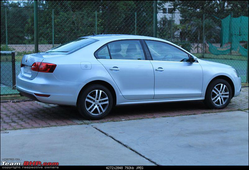 Silver VW Jetta DSG Highline 2.0 TDI - Latest addition to our family-side.jpg