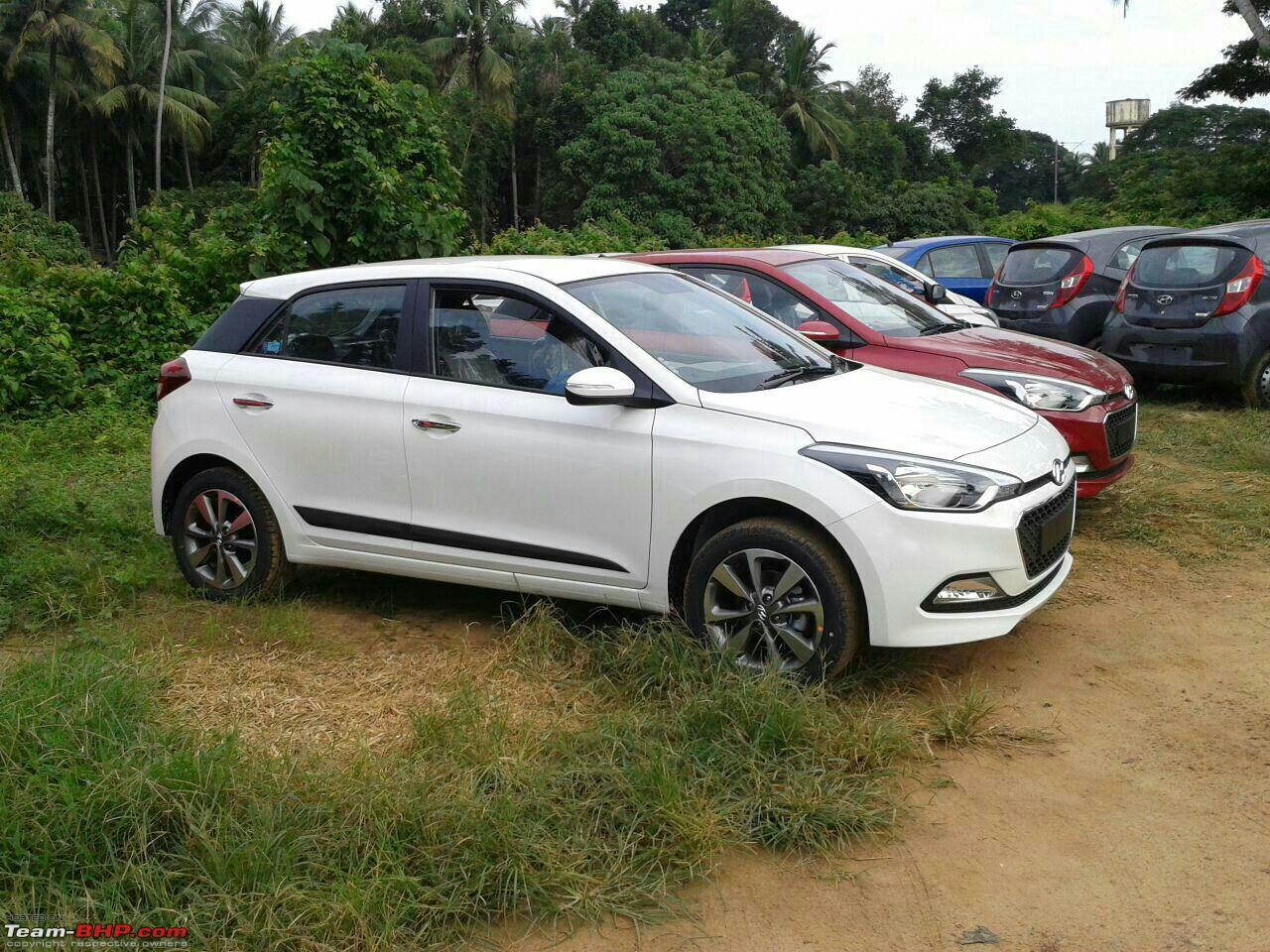 Something New In Life My Hyundai Elite I20 Sports O CRDI 0