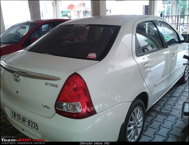 White Knight: Toyota Etios VD 1.4L Diesel. Long Term Review @ 33,000 kms-img_12.jpg