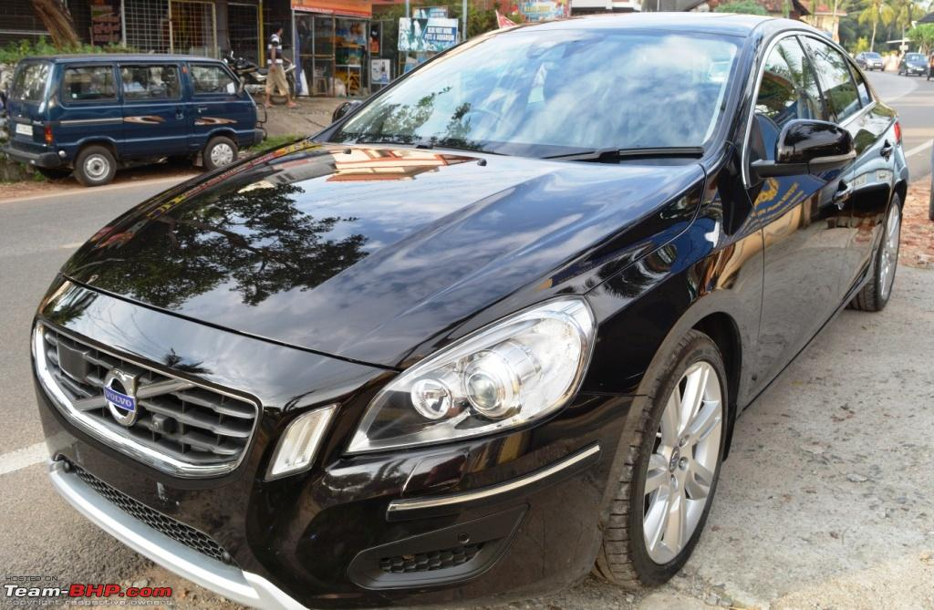 Black Beauty: Pre-owned Volvo S60 T6! - Team-BHP