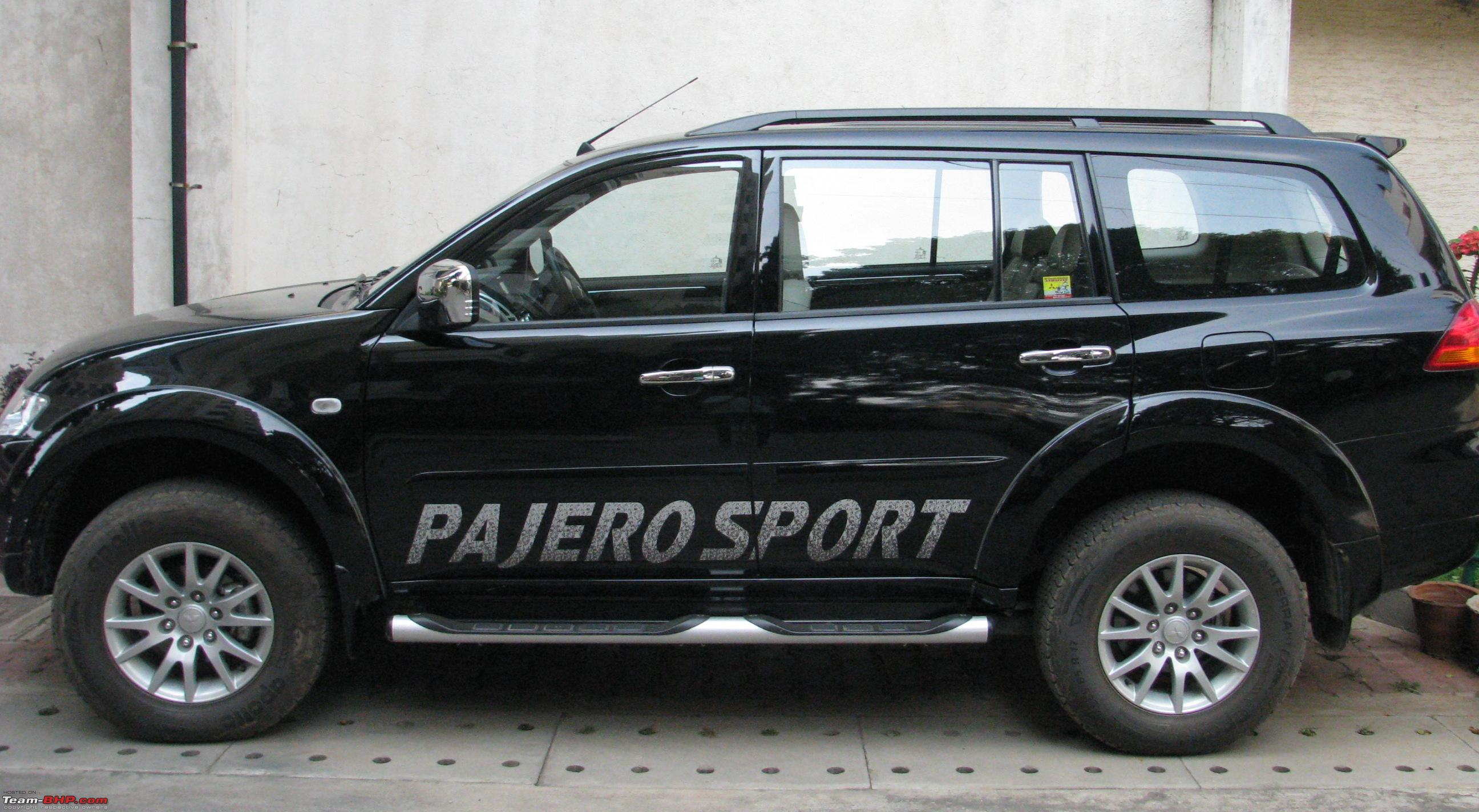 We are buying used Mitsubishi-Pajero-Sport with a mileage - what to look for