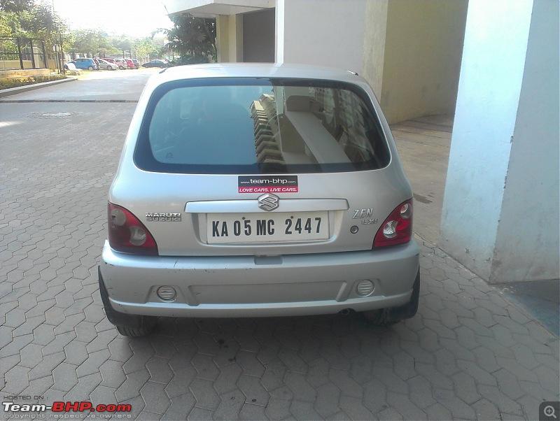 My Tata Zest XT 1.3L Quadrajet - Platinum Silver-imag3576.jpg