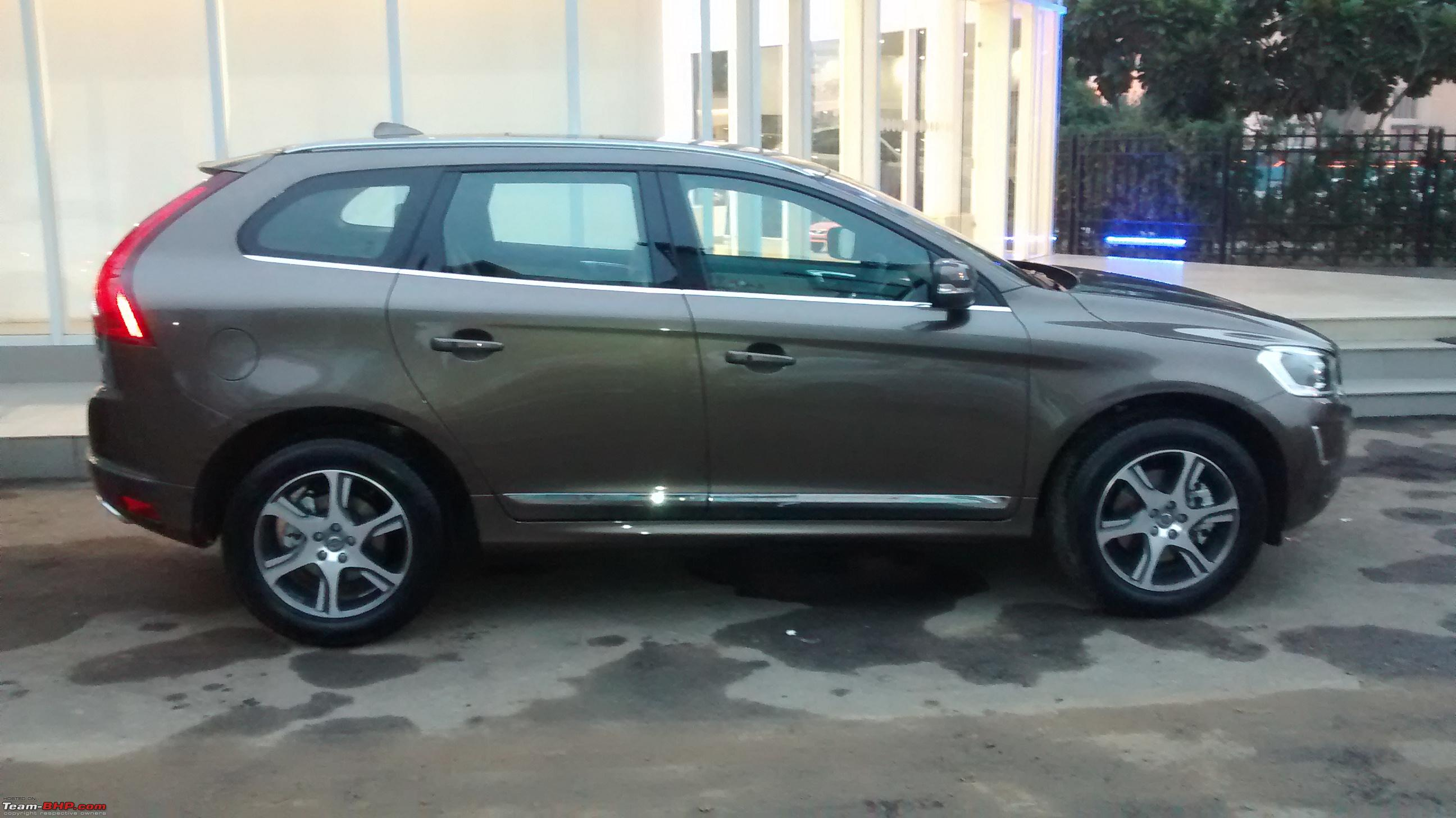volvo xc60 d5 summum awd edit 30 000 km update page 3 team bhp. Black Bedroom Furniture Sets. Home Design Ideas