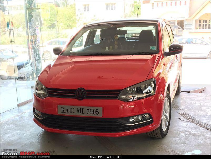 Flash Red VW Polo GT TDI - Little Beast EDIT: Sold!-polo_front_new-grill.jpg