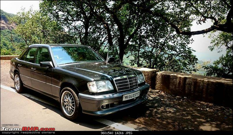 """Herr Kampfpanzer"" - The unfolding story of my Mercedes E220 (W124)-1431539104018.jpg"