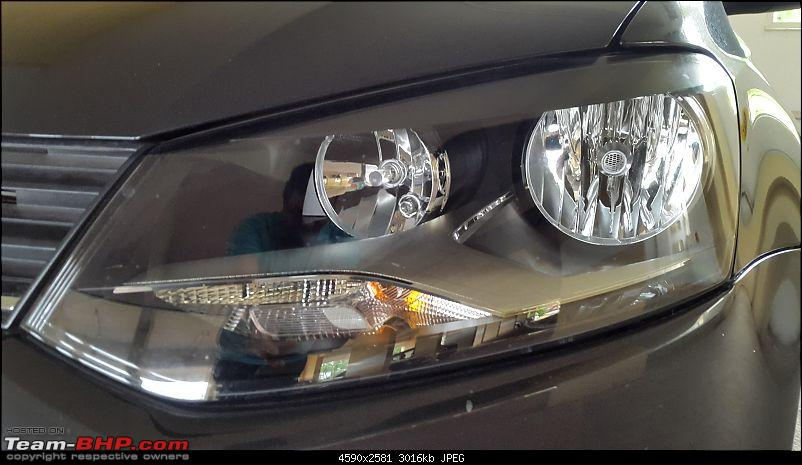 VW Polo GT TSI: Dr. Jekyll and Mr. Hyde - Wife's Car by day, Hot Hatch by night-headlamps.jpg