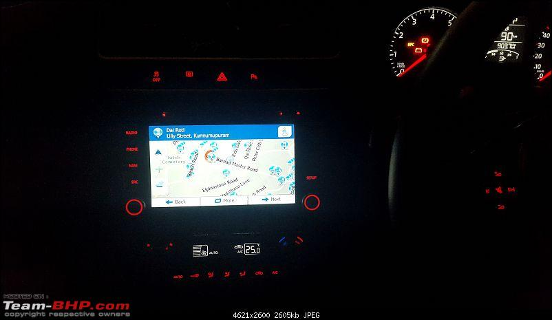 VW Polo GT TSI: Dr. Jekyll and Mr. Hyde - Wife's Car by day, Hot Hatch by night-navi.jpg