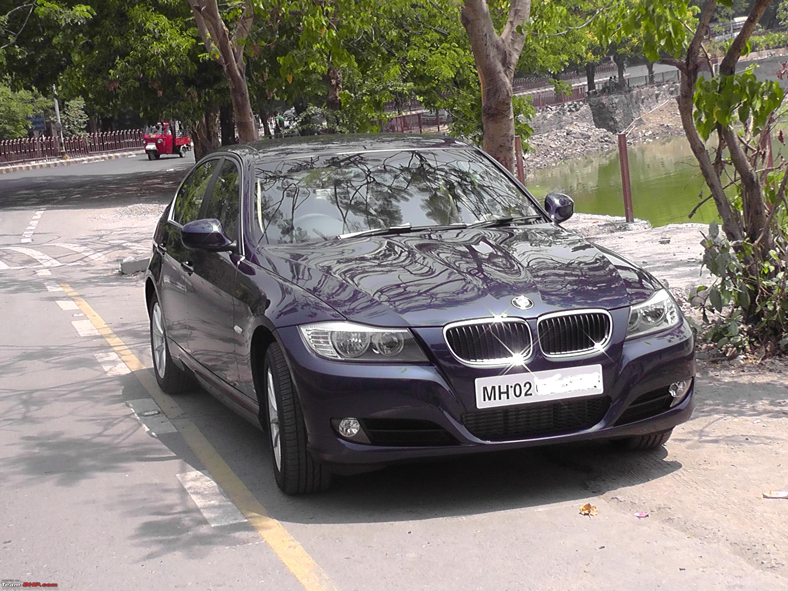 BMW 320d CE Initial Ownership Experience and a comparison to Laura TSi-e90 -apr
