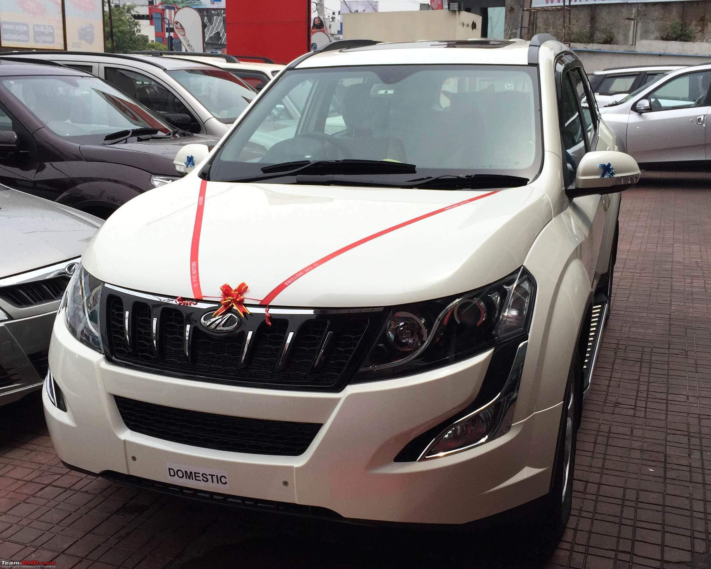 My 2015 Mahindra Xuv500 Pegasus Comes Home Team Bhp