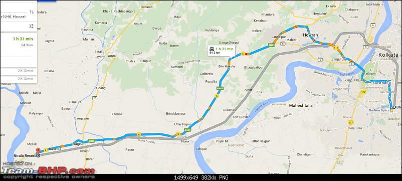 From Zen to Zilva - The silver Tata Zest 1.2L Revotron-nirala-resort-road-map.png