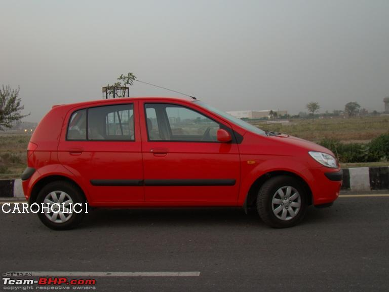 One For My Passion Code Red Hyundai Getz 1 3 Page 2