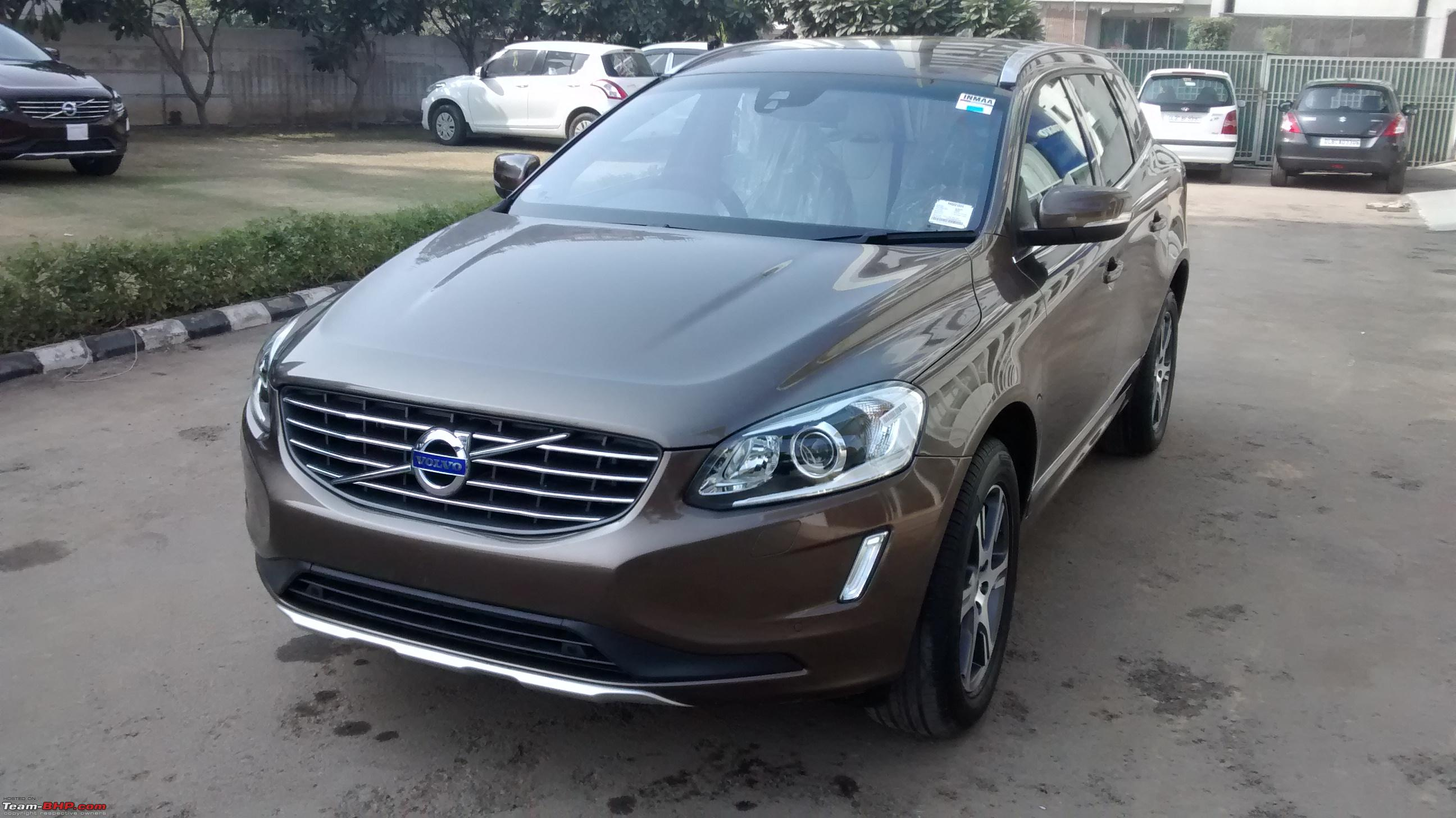 volvo xc60 d5 summum awd edit 30 000 km update page 6 team bhp. Black Bedroom Furniture Sets. Home Design Ideas