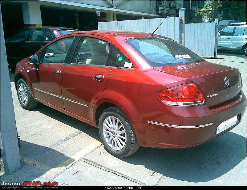 Fiat Linea 1.4 FIRE Emotion Pack (Petrol) - My Dates with the RED Beauty !!!-20090228043r.jpg
