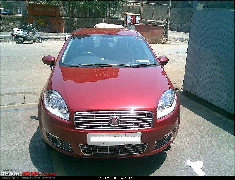 Fiat Linea 1.4 FIRE Emotion Pack (Petrol) - My Dates with the RED Beauty !!!-20090228048r.jpg