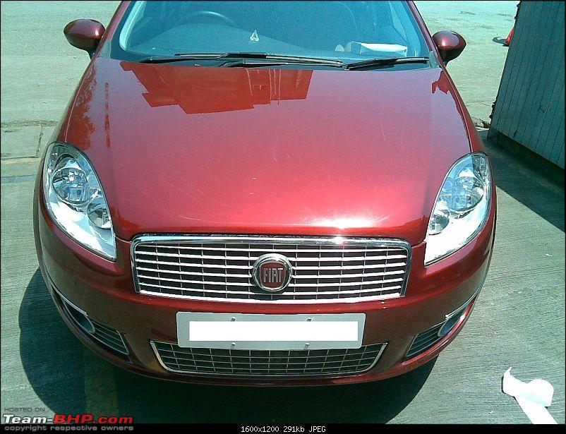 Fiat Linea 1.4 FIRE Emotion Pack (Petrol) - My Dates with the RED Beauty !!!-20090228050r.jpg