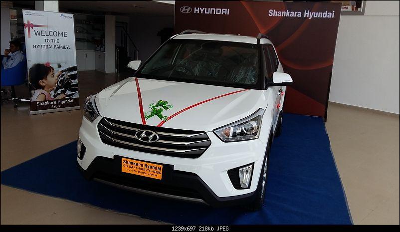 Lazarus: 2015 Hyundai Creta SX+ 1.6L Petrol - Discovering my true call-20150728_112900.jpg