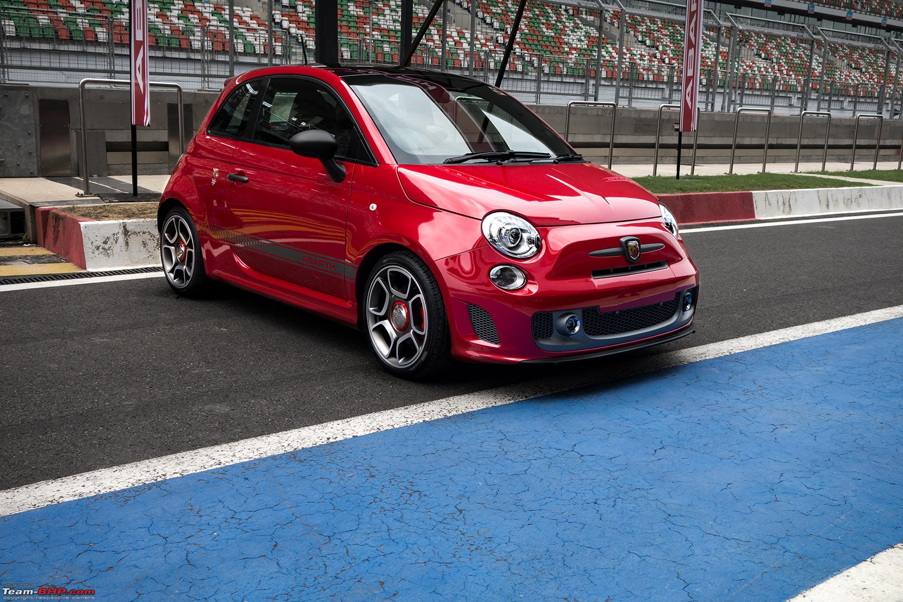 net fiat blog supercars tributo abarth ferrari engine size