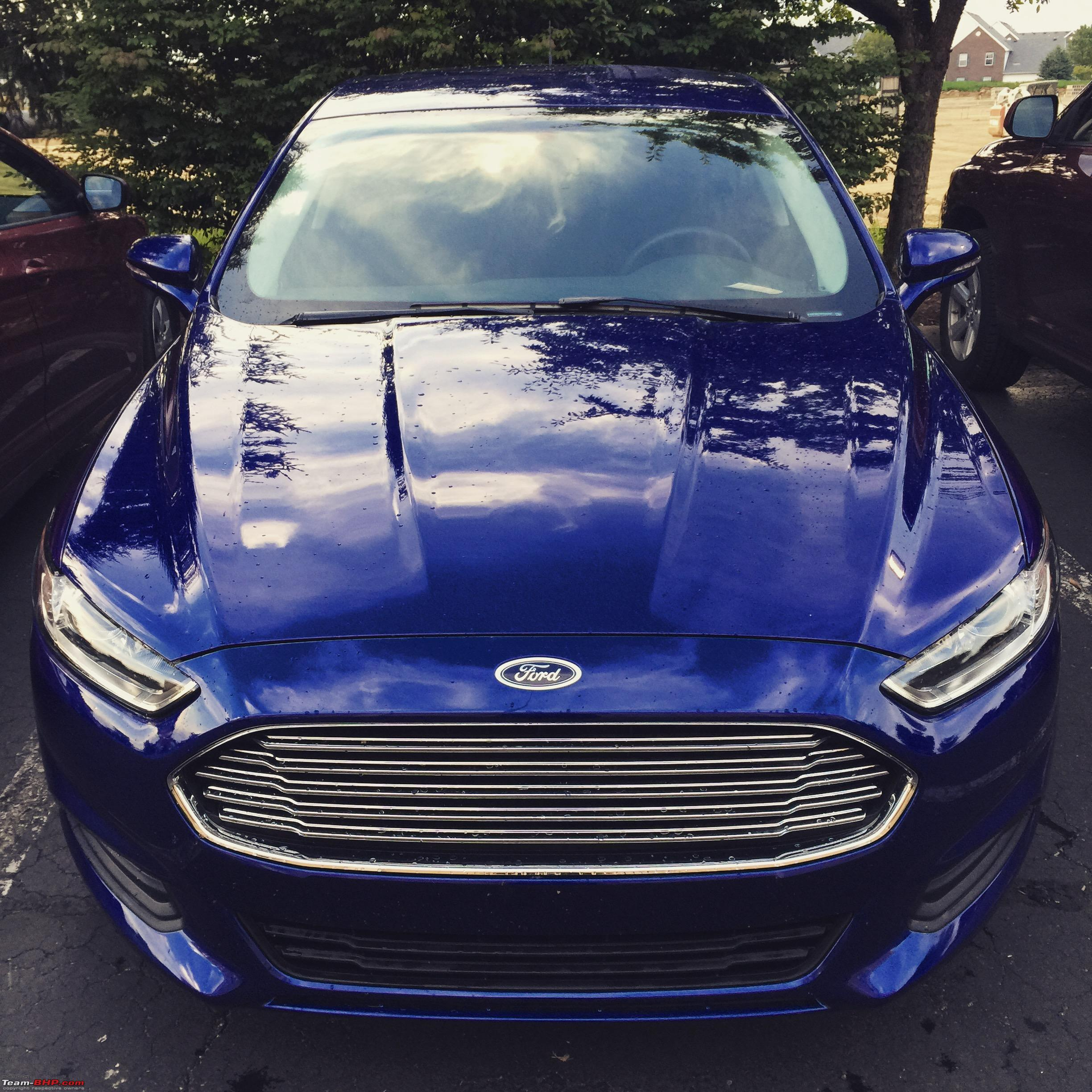 2015 Ford Fusion SE : Returned To Ford