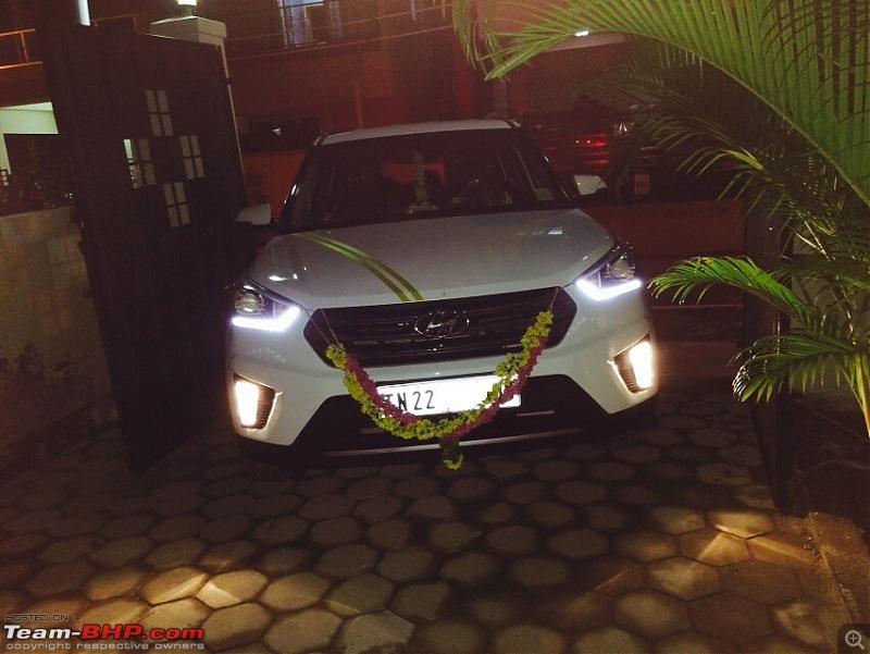 My white Frankenstein, a new journey - Hyundai Creta 1.6L Diesel SX(O)-entry.jpg