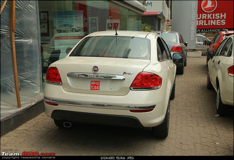 FIAT Accompli - Linea T-Jet Emotion (Pearl White). EDIT: 1st service completed-pdi-1.jpg
